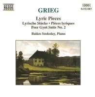 GRIEG: Lyric Pieces, Peer Gynt