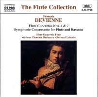 DEVIENNE: The Flute Collection