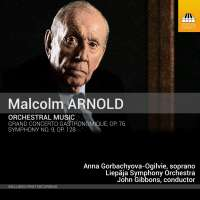 Arnold: Orchestral Music