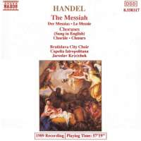 Handel: The Messiah / Choruses