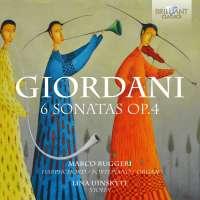 Giordani: 6 Sonatas Op.4
