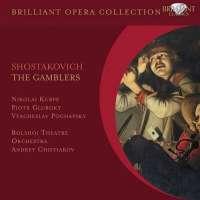 Shostakovich: The Gamblers