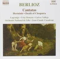 BERLIOZ: Cantatas