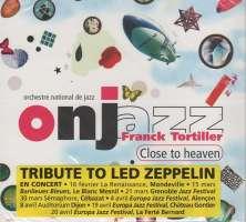 ONJazz / Franck Tortiller – Close To Heaven