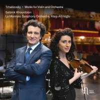 Tchaikovsky: Works for Violin and Orchestra