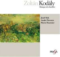 Kodály: Sonatas for Cello solo op.8