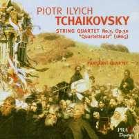 Tchaikovsky - String Quartet No 3