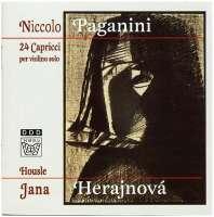 Paganini: 24 Capricci per violino solo