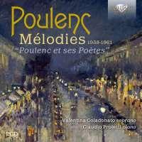 Poulenc: Mélodies 1939 - 1961