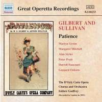 GILBERT & SULLIVAN: Patience ( 1951 )