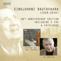 Rautavaara: 90th Anniversary Edition