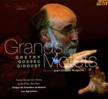 Gretry/Gossec/Giroust: Grands Motets Pour Louis XVIg