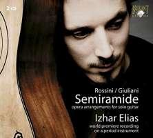 Rossini & Giuliani: Semiramide, arranged for Guitar