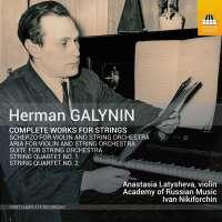 Galynin: Complete Works for Strings
