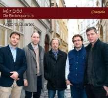 Eröd: String Quartets