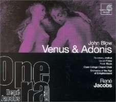 JACOBS EDITION - BLOW: Venus & Adonis