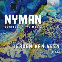 Nyman: Complete Piano Music