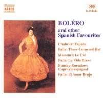 Bolera and other Spanish Favourites