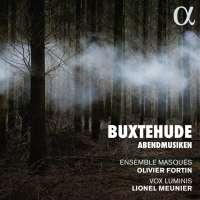 BUXTEHUDE: Abendmusiken - cantatas and instrumental pieces