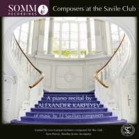 Composers at the Savile Club