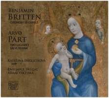 Britten & Pärt: Choral works