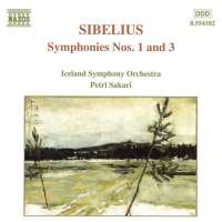 SIBELIUS: Symphonies 1 & 3