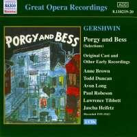 GERSHWIN: Porgy and Bess ( 1935-42)