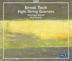 Toch: Eight String Quartets