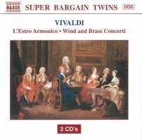 Vivaldi: L'Estro Armonico; Wind and Brass Concerti