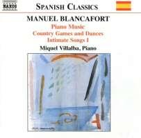BLANCAFORT: Complete Piano Music Vol.2