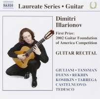 ILLARIONOV: Guitar recital