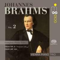Brahms: Piano Trios Vol. 2