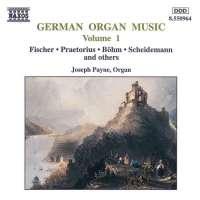 German Organ Music Vol. 1