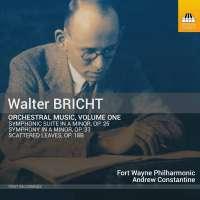 Bricht: Orchestral Music Vol. 1
