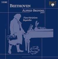 Beethoven: Piano Variations, Bagatelles
