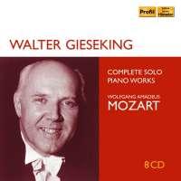 Mozart: Complete Solo Piano