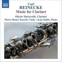 REINECKE: Music for Clarinet