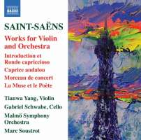 Saint-Saens: Works for Violin and Orchestra