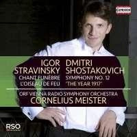 Stravinsky: Chant Funèbre; Shostakovich : Symphony No. 12