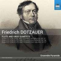Dotzauer: Flute and Oboe Quartets