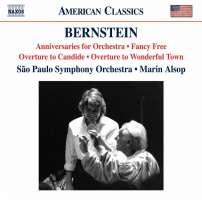 Bernstein: Anniversaries for Orchestra; Fancy Free