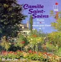 Saint-Saëns: Etudes