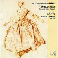 W.F. Bach: Symphonies