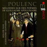 Poulenc: Melodies sur poemes de Apollina