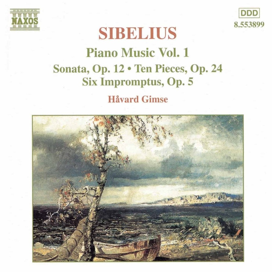 SIBELIUS: Piano Music Vol. 1
