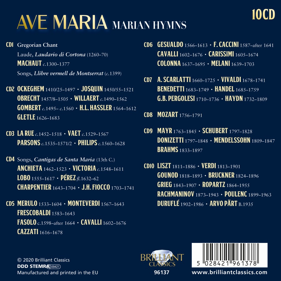 AVE MARIA - Marian Hymns - slide-1