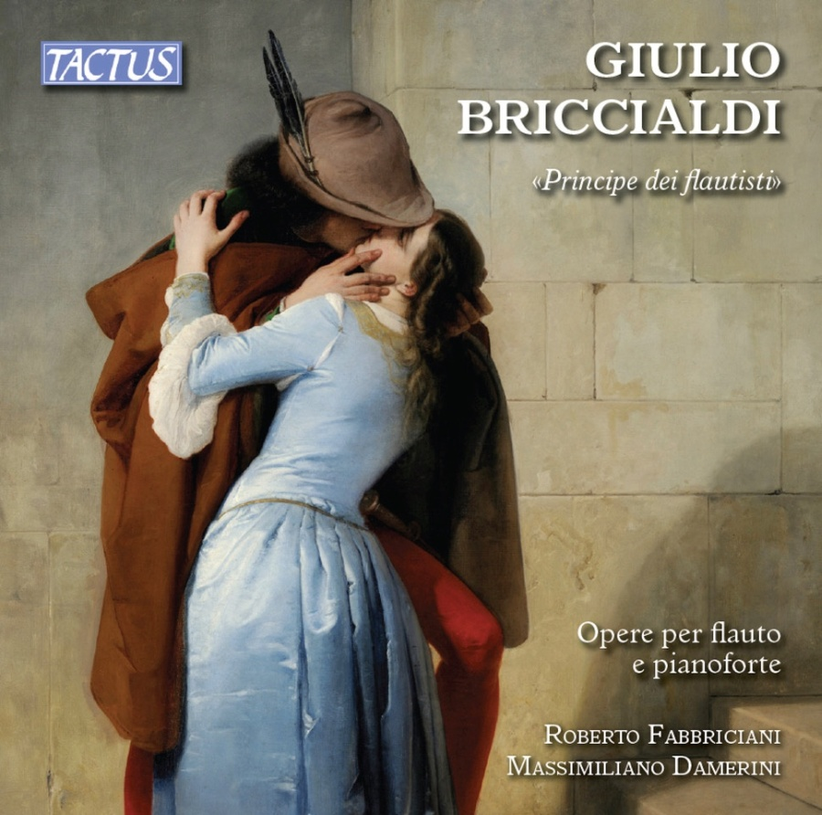 Briccialdi: Works for flute and piano