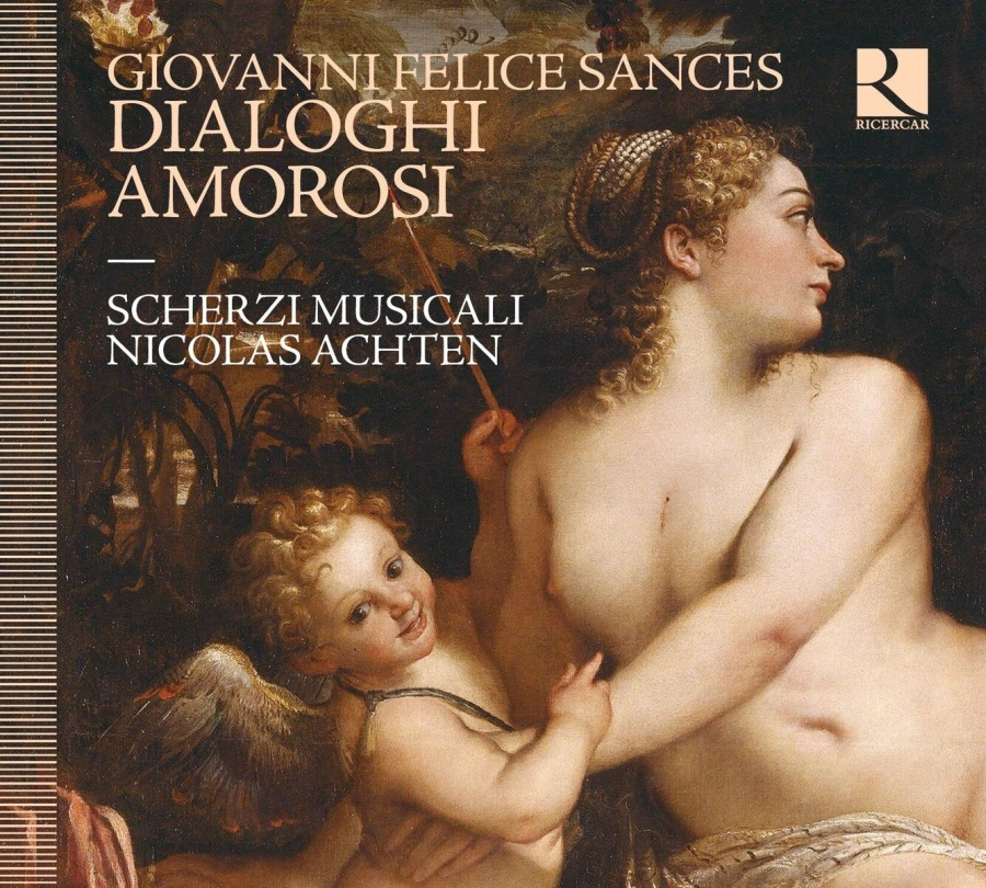 Sances: Dialoghi Amorosi